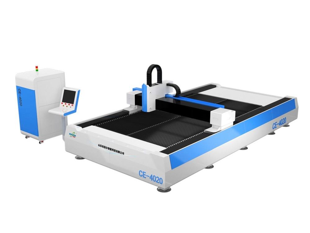 单平台激光切割机