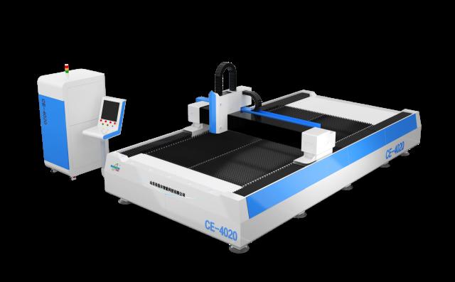 布洛尔单平台激光切割机