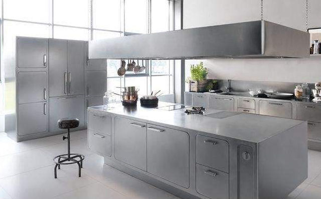 金属激光切割机在家电厨具行业的应用