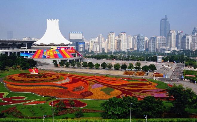 东盟博览会于9月10日-9月13日在中国南宁国际会展中心盛大开展