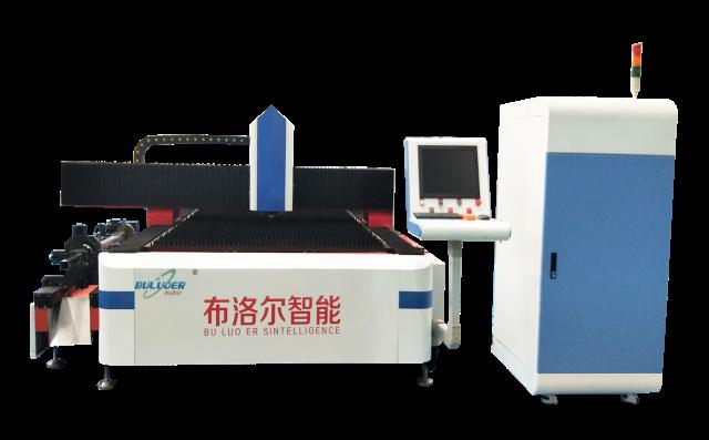 布洛尔管材光纤激光切割机