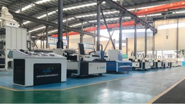 山东不锈钢激光切割机助力厨具行业发展