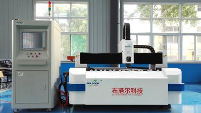 河北客户购买光纤激光切割机CE-3015