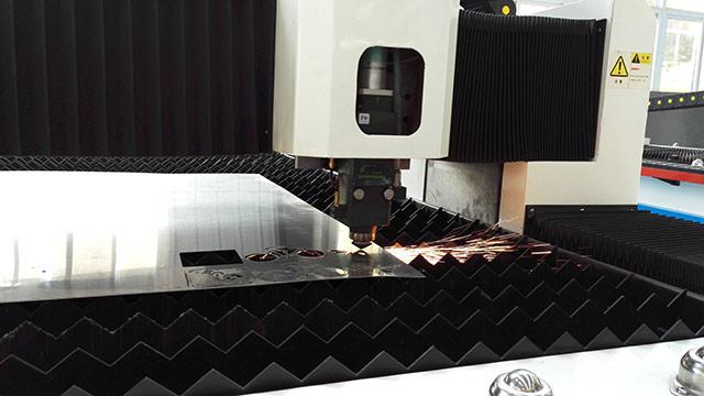 光纤激光切割机机架600℃高温回火处理更稳定